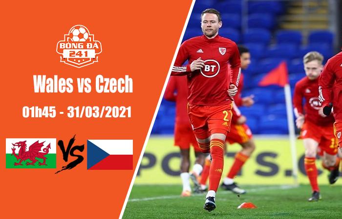 Soi kèo Wales vs Czech, 01h45 ngày 31/3 VL World Cup 2022
