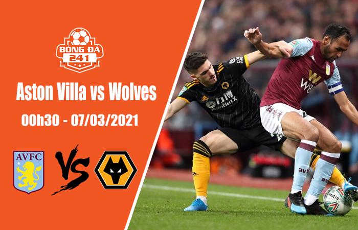 Soi kèo Aston Villa vs Wolves, 00h30 ngày 7/3, Ngoại hạng Anh