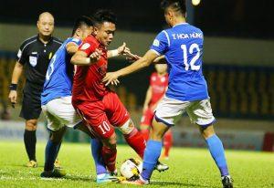 TP Hồ Chí Minh vs Viettel