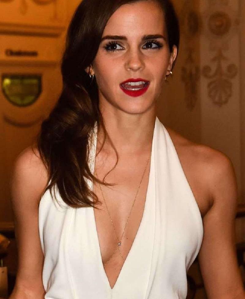 Emma Watson Bong hong nuoc Anh noi tieng voi ve dep sang chanh va quy phai min