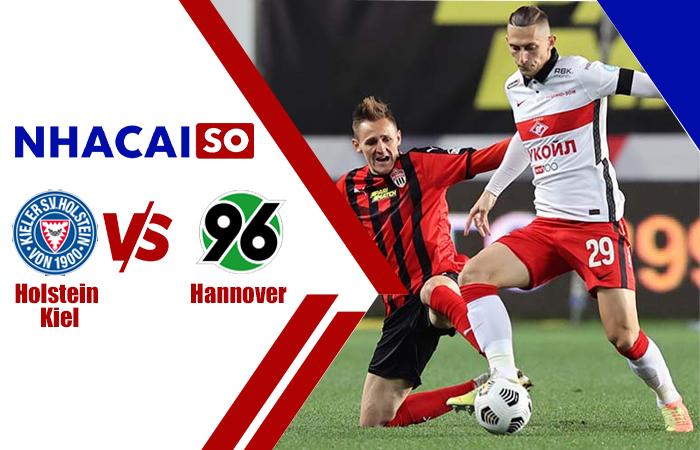 Soi kèo Holstein Kiel vs Hannover, 23h00 ngày 10/5, hạng hai Đức