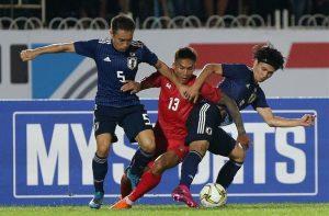 Soi kèo Nhật Bản vs Myanmar