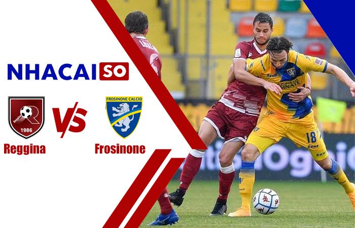 Soi kèo Reggina vs Frosinone, 19h00 ngày 10/5, Hạng 2 Italia