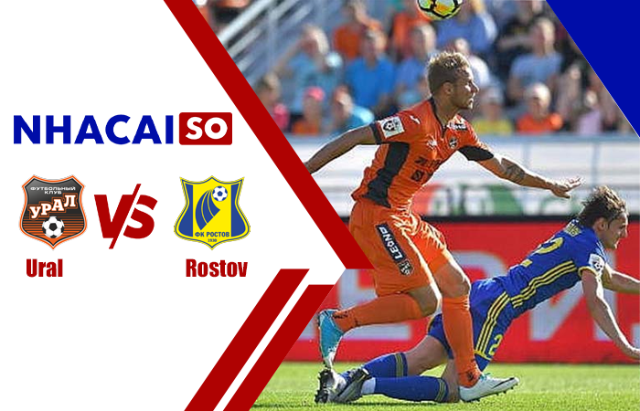 Soi kèo Ural vs Rostov, 20h30 ngày 10/5, VĐQG Nga