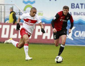 Spartak Moscow vs Khimki