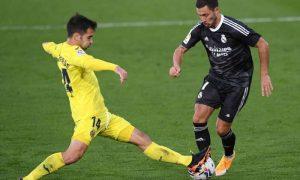 Soi kèo Real Madrid vs Villarreal