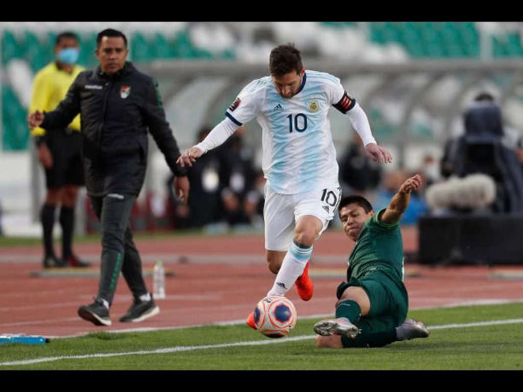Soi kèo Bolivia vs Argentina