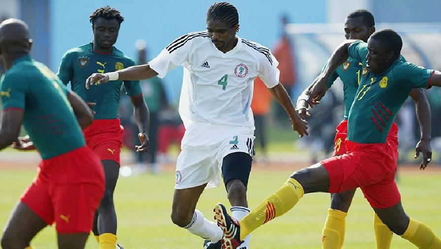 Soi kèo Cameroon vs Nigeria, 22h59 ngày 8/6
