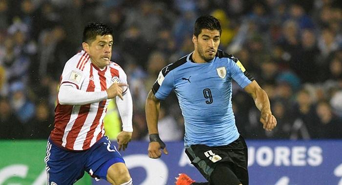 Soi kèo Uruguay vs Paraguay