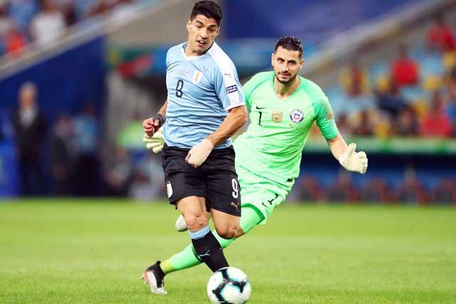 Soi kèo châu Á Uruguay vs Chile