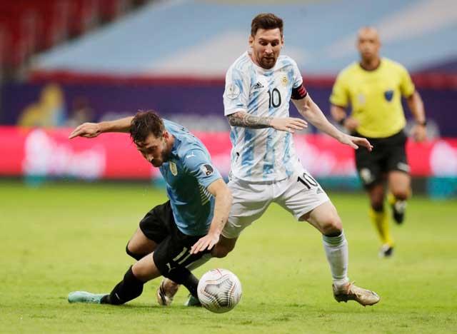 Soi kèo Argentina vs Paraguay, 07h00 ngày 22/6