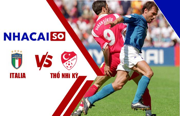 Soi kèo Italia vs Thổ Nhĩ Kỳ, 02h00 ngày 12/6, VCK Euro 2021