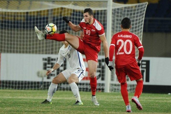 Soi kèo Trung Quốc vs Syria, 01h00 ngày 16/6, Vòng loại World Cup 2022