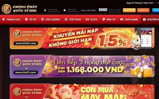 Chúng Phát Casino