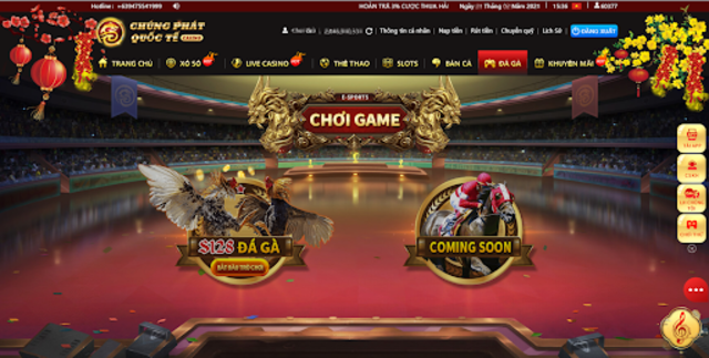 Có nên tham gia cá cược tại sòng bạc Chúng Phát Casino hay không?