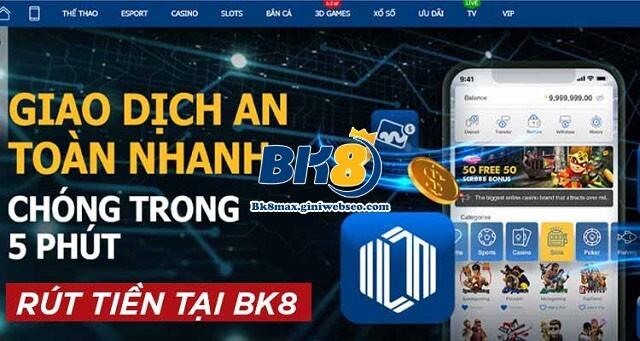 Điều gì khiến BK8 trở thành sòng bạc trực tuyến đáng tin cậy ở Việt Nam?