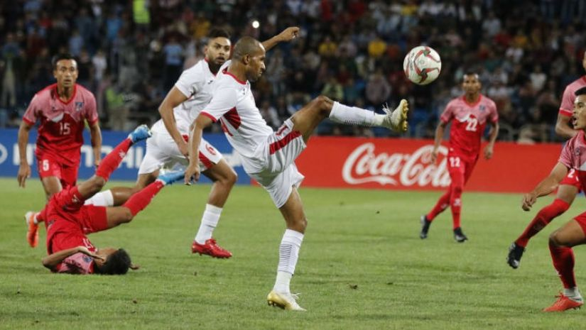 Nepal vs Jordan
