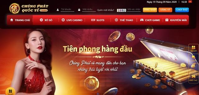 Tại sao nên đăng ký tại trang web Chúng Phát Casino?