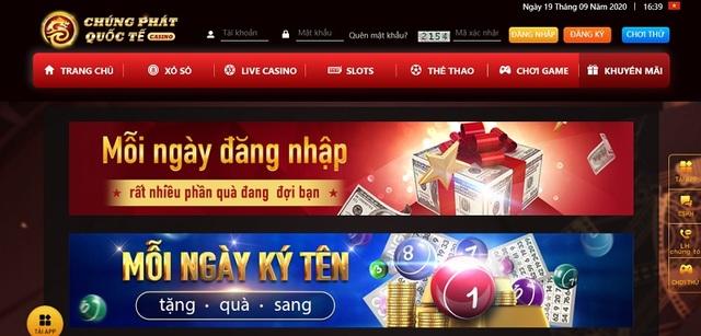Tại sao nên đặt cược tại nhà cái Chúng Phát Casino