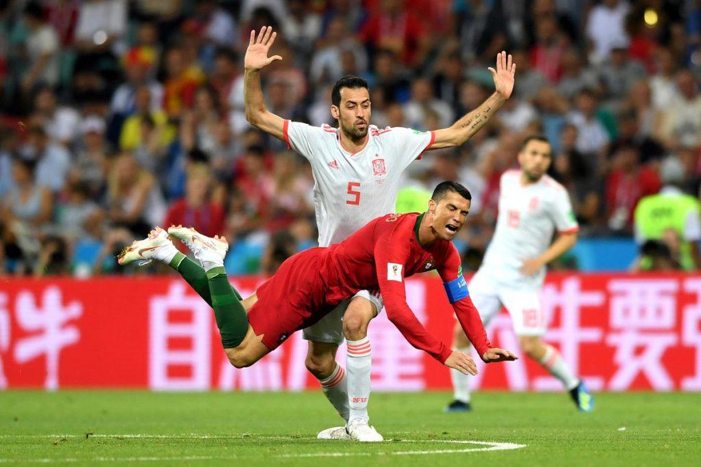 Soi kèo Tây Ban Nha vs Bồ Đào Nha