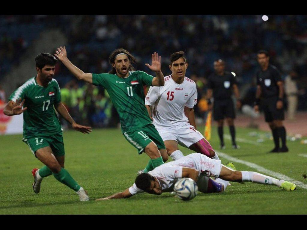 Soi kèo Iran vs Bahrain, 23h30 ngày 7/6