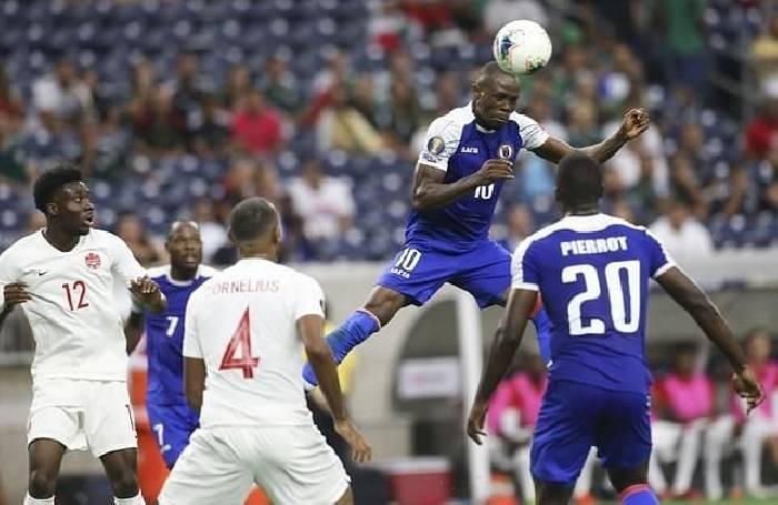 Soi kèo Haiti vs Canada, 06h30 ngày 16/7, Gold Cup 2021