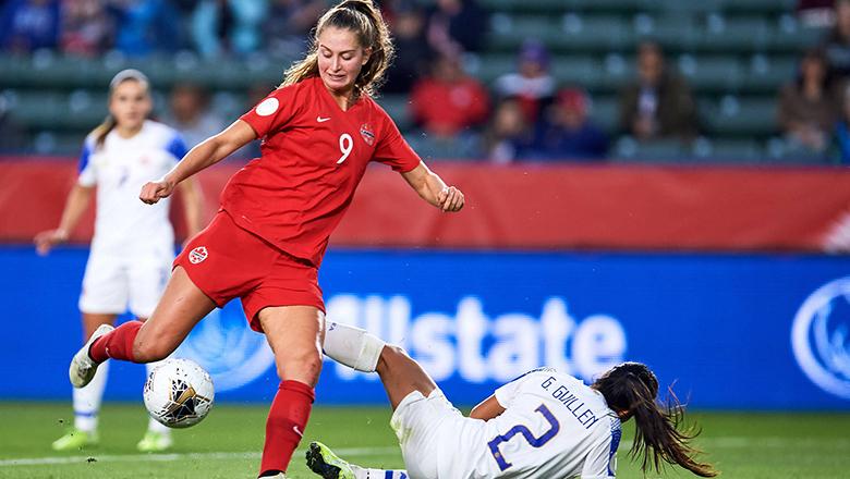 Soi kèo Nữ Canada vs Nữ Brazil