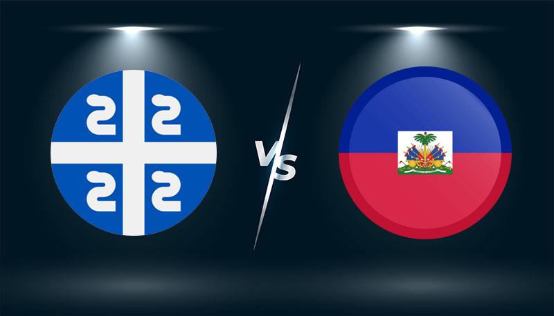 Soi kèo Martinique vs Haiti, 04h00 ngày 19/7, Gold Cup 2021