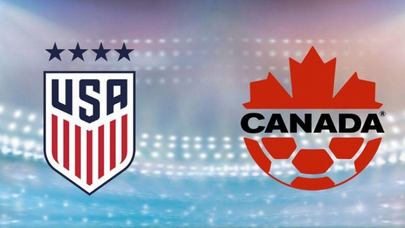 Soi kèo Mỹ vs Canada, 04h00 ngày 19/7, Gold Cup 2021