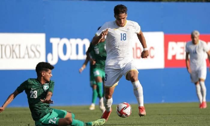 Soi kèo U23 New Zealand vs U23 Honduras