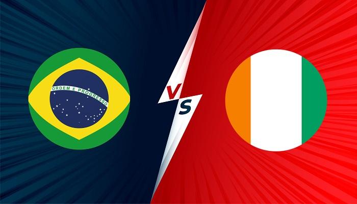 Soi kèo U23 Brazil và U23 Bờ Biển Ngà , 15h30 ngày 25/7 Olympic 2021