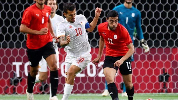 U23 Tây Ban Nha vs U23 Argentina