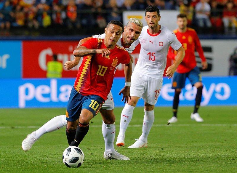 Soi kèo Thụy Sĩ vs Tây Ban Nha, 23h00 ngày 2/7, Euro 2021