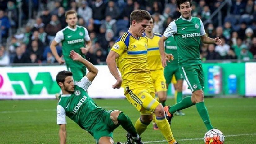 Soi kèo Maccabi Haifa vs Kairat