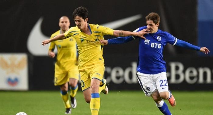Soi kèo Rostov vs Dinamo Moscow
