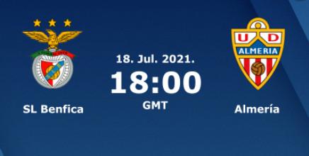 Soi kèo Benfica vs Lille, 02h00 ngày 23/7, Giao hữu quốc tế