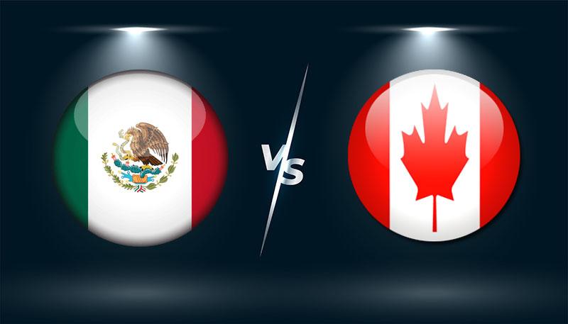 Soi kèo Mexico vs Canada, 09h00 ngày 30/7, Gold Cup