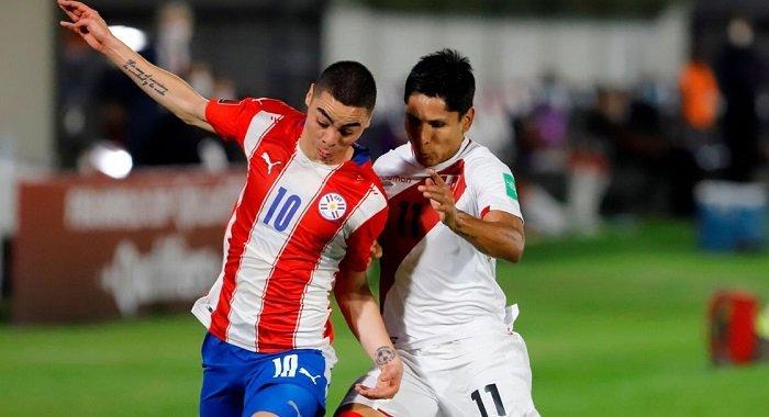 Soi kèo Peru vs Paraguay
