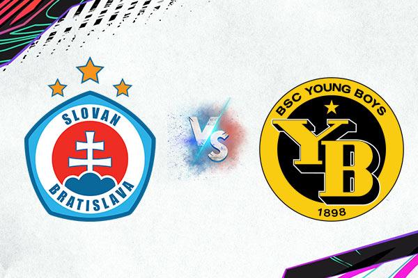 Soi kèo Slovan vs Young Boys, 01h30 ngày 22/7, Cúp C1 châu Âu