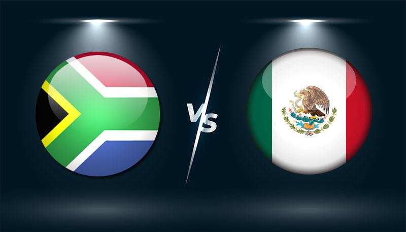 Soi kèo U23 Nam Phi vs U23 Mexico, 18h30 ngày 28/7, Olimpic 2021