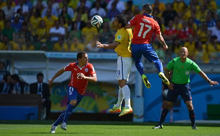 Soi kèo Brazil vs Chile