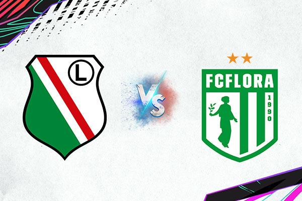 Soi kèo Legia Warsaw vs Flora, 02h00 ngày 22/7 cúp C1 châu Âu