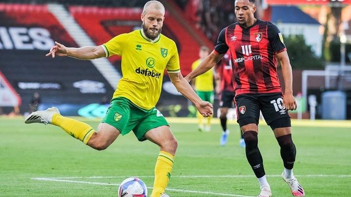 Soi kèo Norwich vs Bournemouth