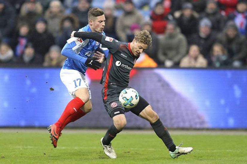 Soi kèo Dusseldorf vs Holstein Kiel