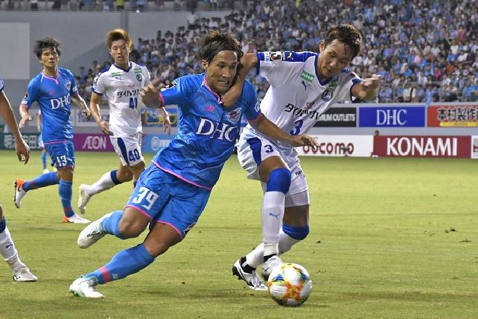 Soi kèo Yokohama vs Nagoya Grampus
