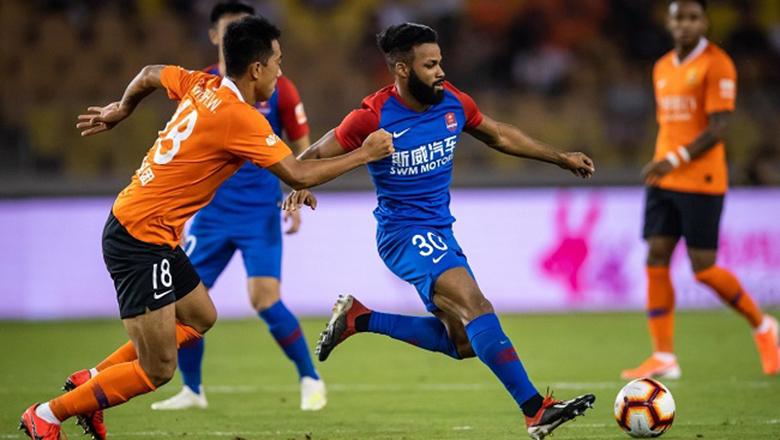 Soi kèo Shenzhen vs Chongqing