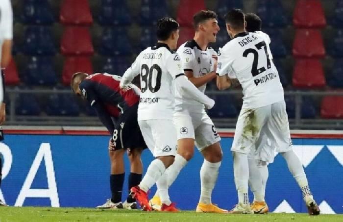 Soi kèo Cagliari vs Spezia