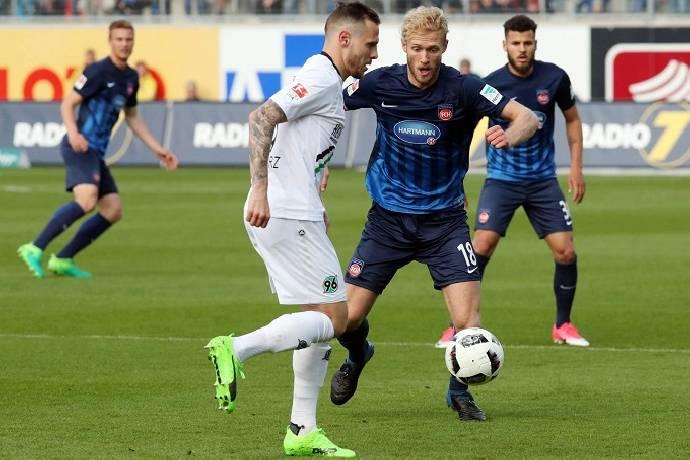 Soi kèo Hannover vs Heidenheim