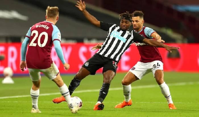 Soi kèo Newcastle vs West Ham