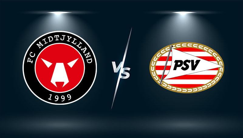 Soi kèo Midtjylland vs PSV, 01h00 ngày 11/8 cúp C1 châu Âu